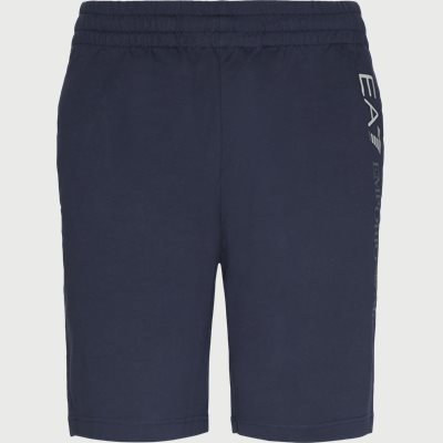 Bermuda Shorts Regular | Bermuda Shorts | Blå