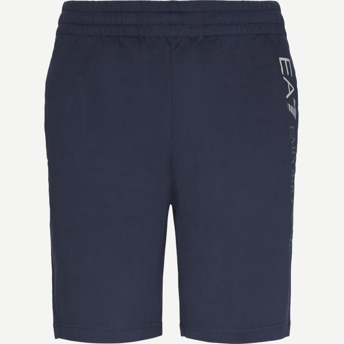 Bermuda Shorts - Shorts - Regular - Blå