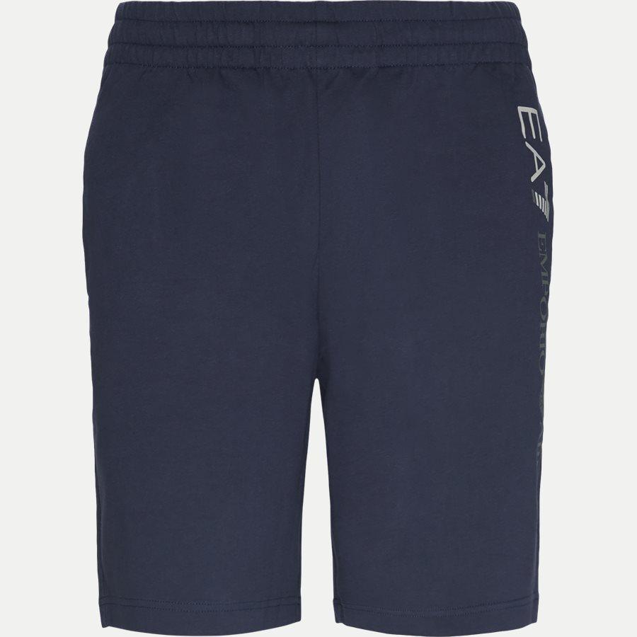 PJ05Z-3GPS54 - Bermuda Shorts - Shorts - Regular - NAVY - 1