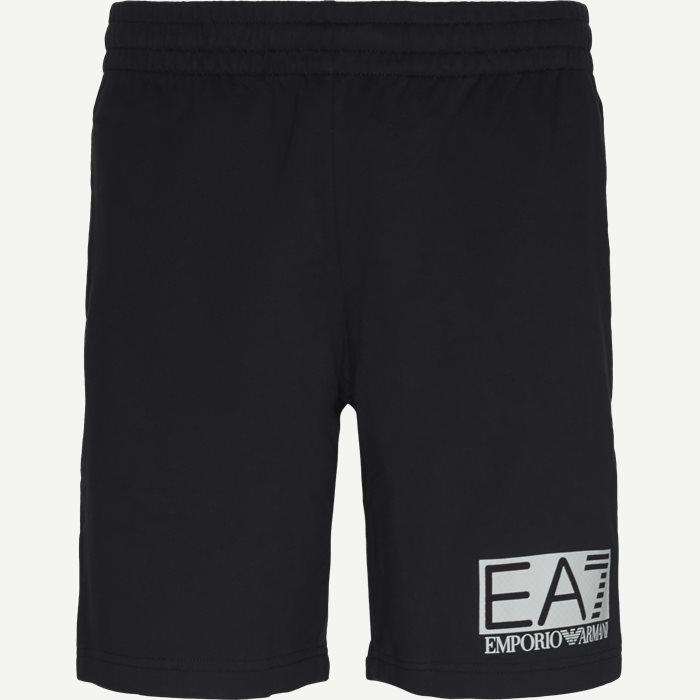 Bermuda Shorts - Shorts - Regular - Sort