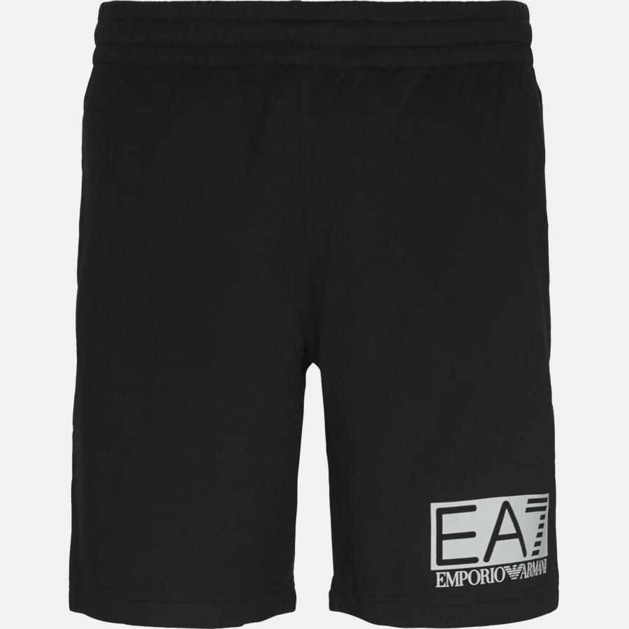 PJ05Z-3GPS73 - Bermuda Shorts - Shorts - Regular - SORT - 1