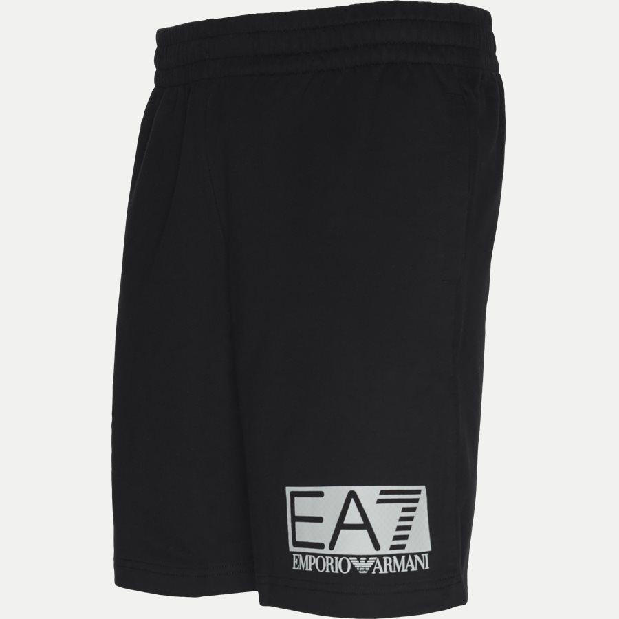 PJ05Z-3GPS73 - Bermuda Shorts - Shorts - Regular - SORT - 4