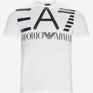 Logo T-shirt Regular | Logo T-shirt | Hvid