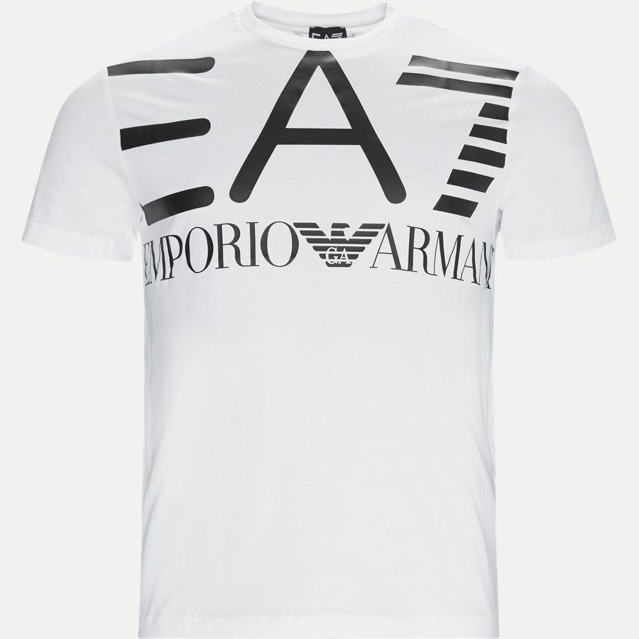 PJ02Z-3GPT06 - Logo T-shirt - T-shirts - Regular - HVID - 1