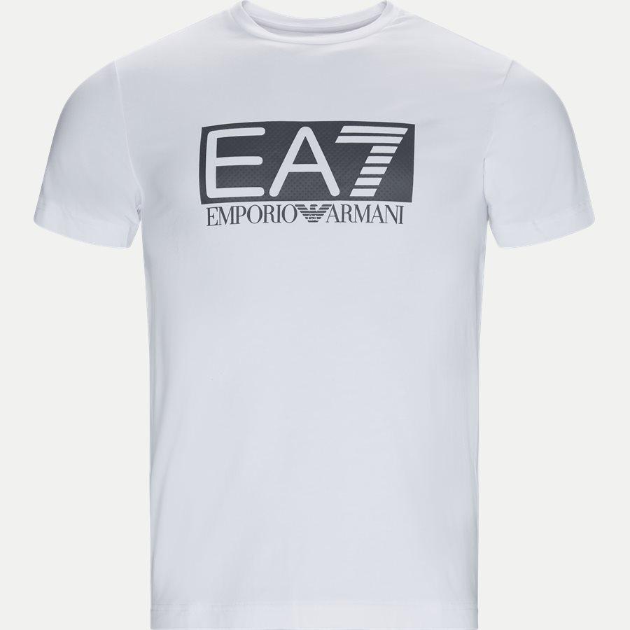 PJ03Z-3GPT62 - Logo T-shirt - T-shirts - Regular - HVID - 1