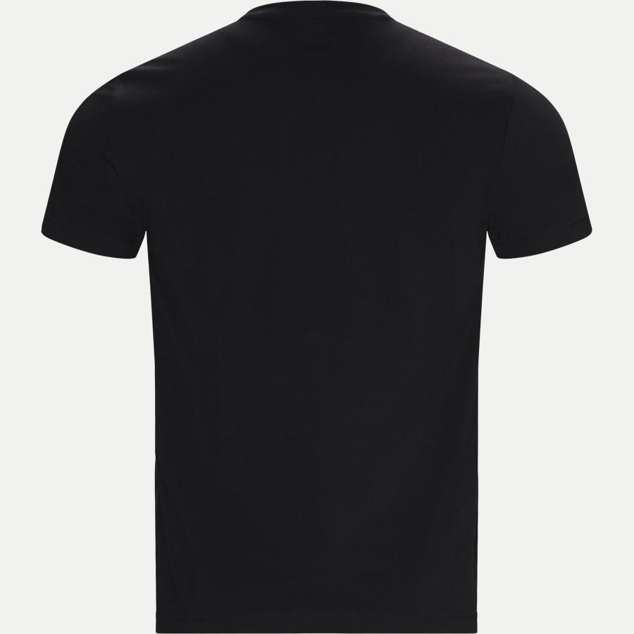 PJ03Z-3GPT62 - Logo T-shirt - T-shirts - Regular - SORT - 2