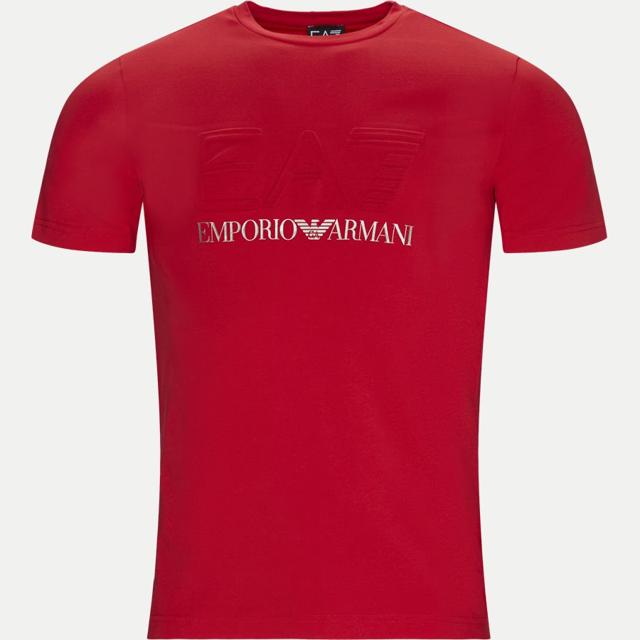 PJ03Z-3GPT04 - T-shirts - Regular - RØD - 1
