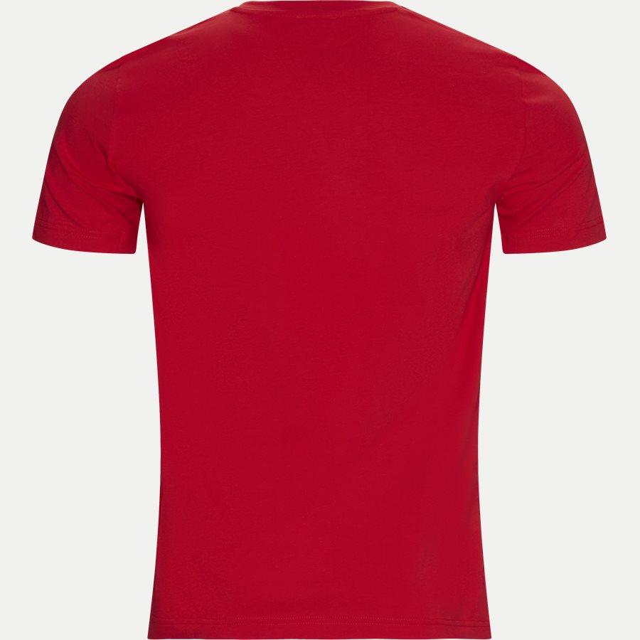 PJ03Z-3GPT04 - T-shirts - Regular - RØD - 2