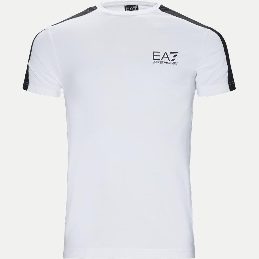 PJ03Z-3GPT07 - Crew Neck T-shirt - T-shirts - Regular - HVID - 1