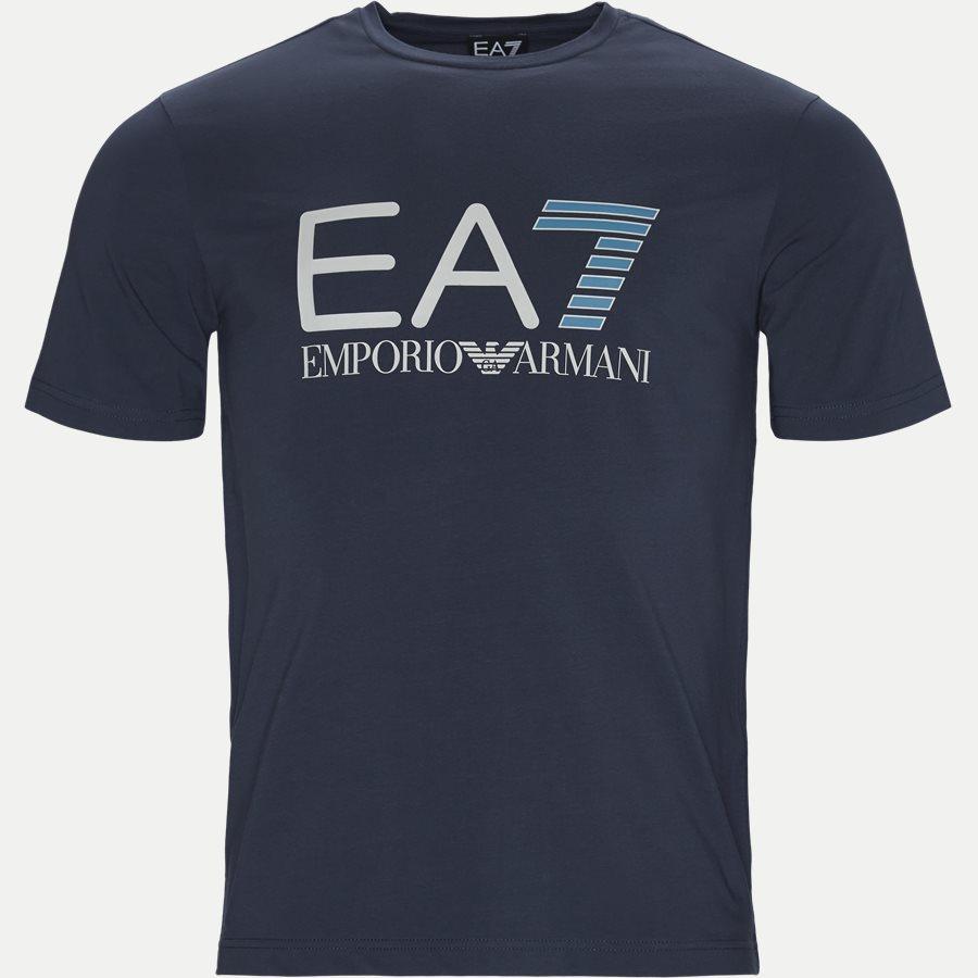 PJ03Z-3GPT01 - Logo T-shirt - T-shirts - Regular - NAVY - 1