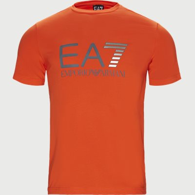 Logo T-shirt Regular | Logo T-shirt | Orange