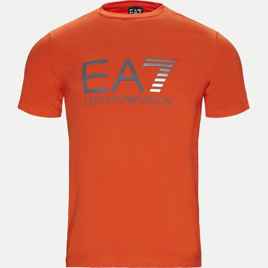 PJ03Z-3GPT01 - Logo T-shirt - T-shirts - Regular - ORANGE - 1