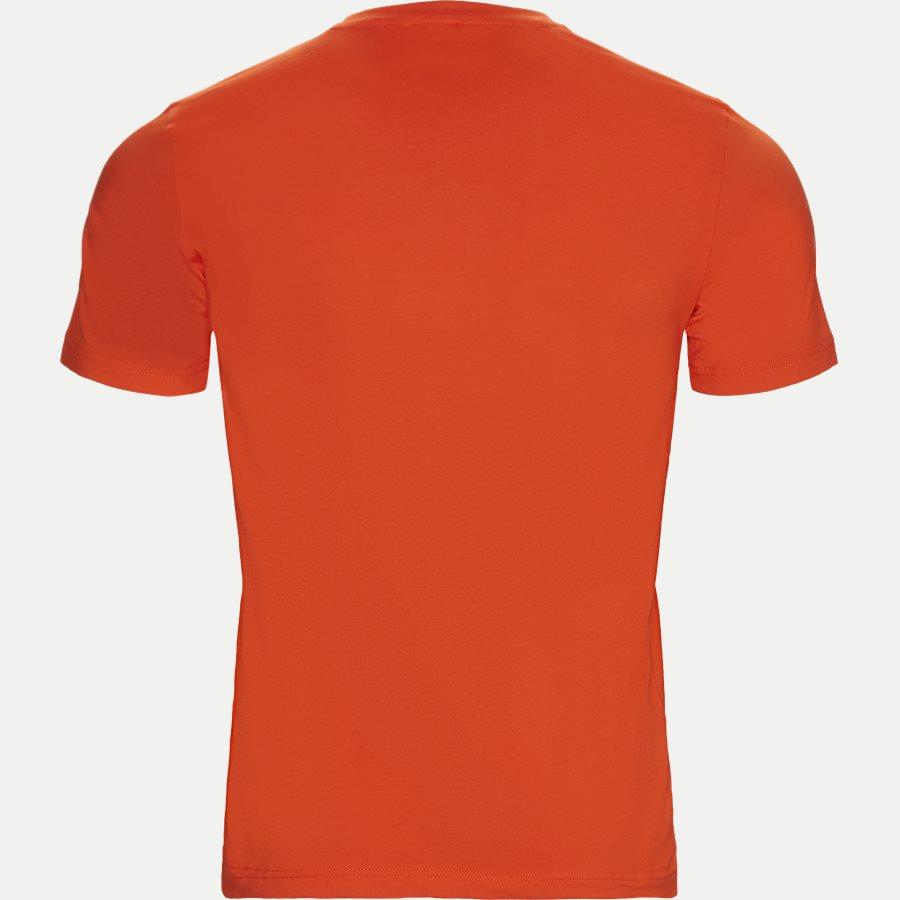 PJ03Z-3GPT01 - Logo T-shirt - T-shirts - Regular - ORANGE - 2