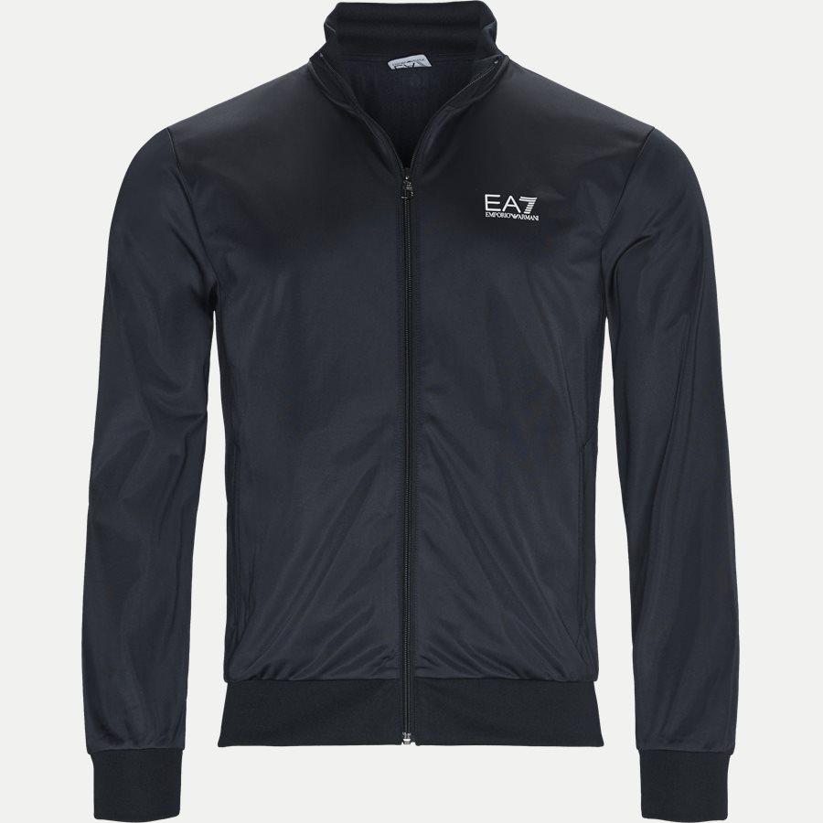 PJ08Z-3GPV70 VR. 43 - Sweatshirt - Sweatshirts - Regular - NAVY - 1