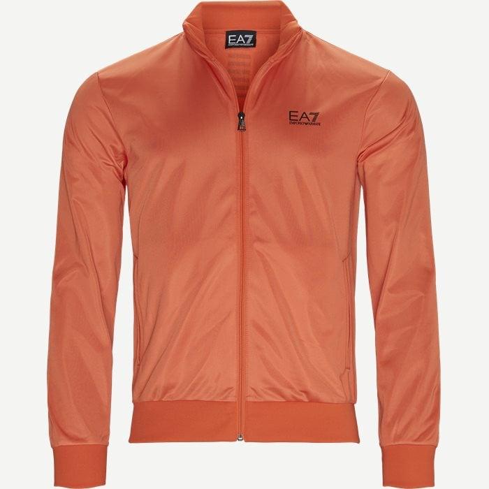 Sweatshirts - Regular - Orange