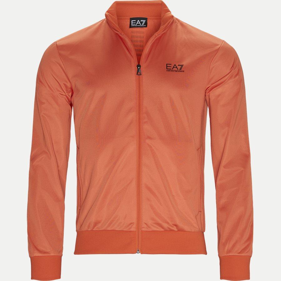PJ08Z-3GPV70 VR. 43 - Sweatshirt - Sweatshirts - Regular - ORANGE - 1