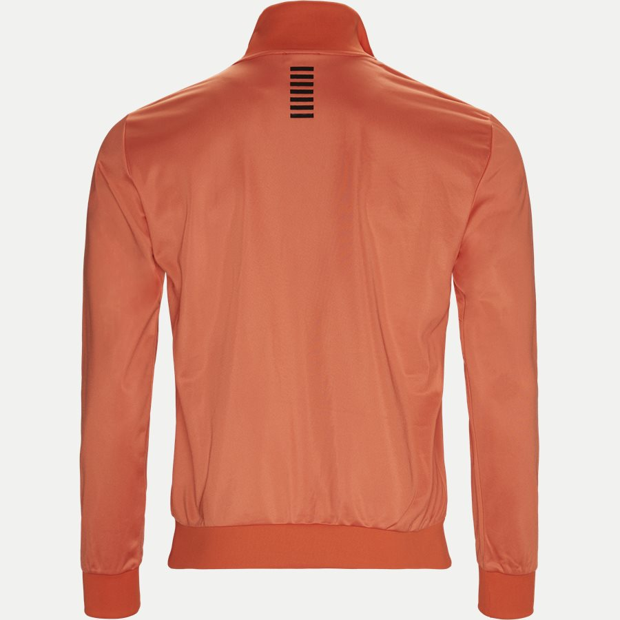 PJ08Z-3GPV70 VR. 43 - Sweatshirt - Sweatshirts - Regular - ORANGE - 2