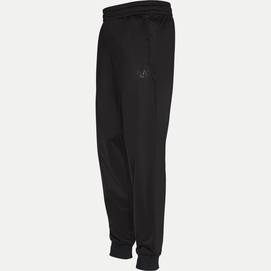 PJ08Z-3GPV70 VR. 51 - Sweatpants - Bukser - Regular - SORT - 4