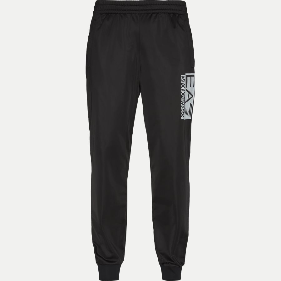 PJ08Z-3GPV58 VR. 51 - Trackpants - Bukser - Regular - SORT - 1