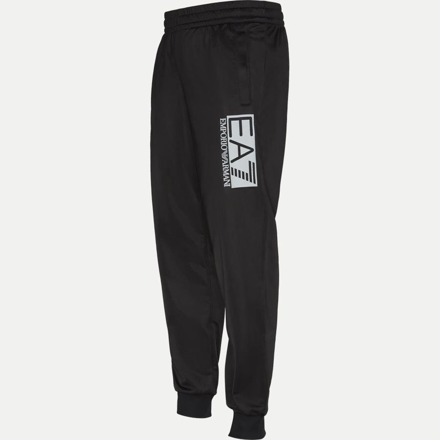 PJ08Z-3GPV58 VR. 51 - Trackpants - Bukser - Regular - SORT - 4
