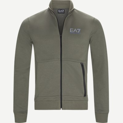 Full Zip Sweatshirt Regular | Full Zip Sweatshirt | Army