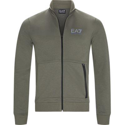 Full Zip Sweatshirt Regular | Full Zip Sweatshirt | Army