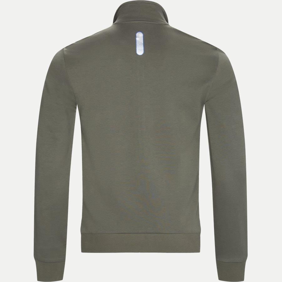 PJJ5Z-3GPV63 VR. 43 - Full Zip Sweatshirt - Sweatshirts - Regular - OLIVEN - 2