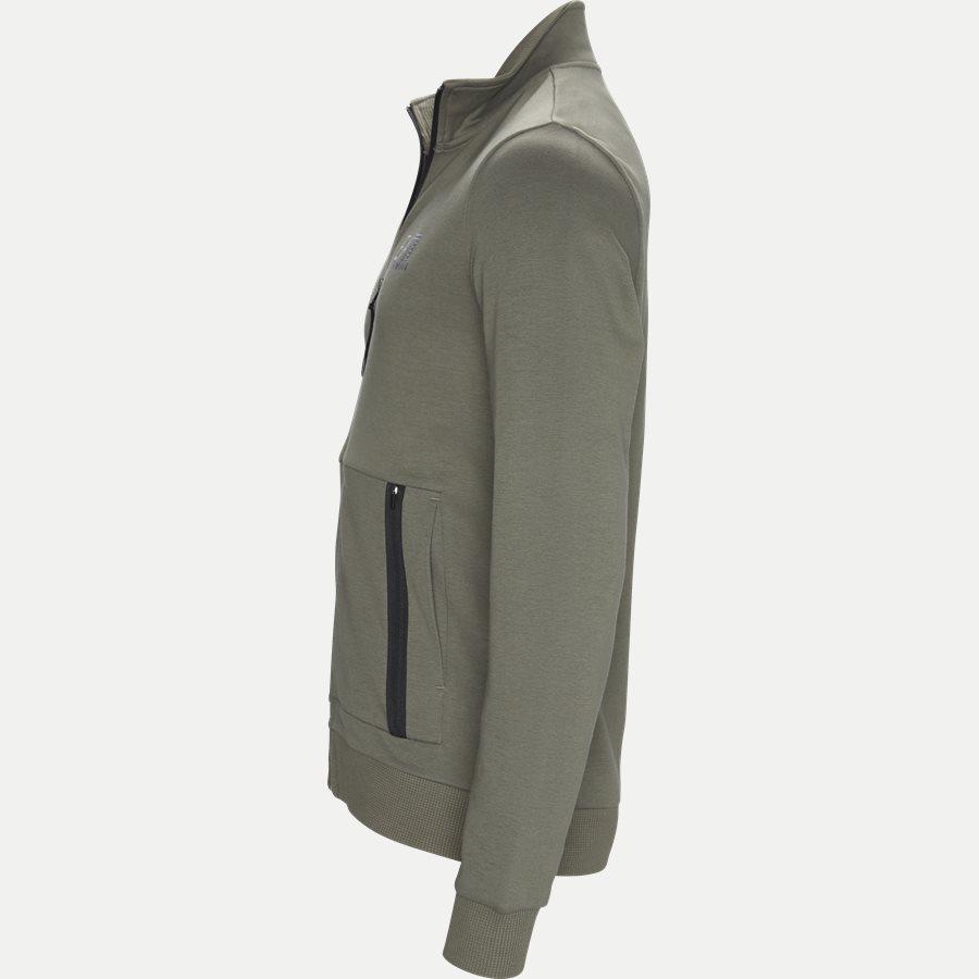 PJJ5Z-3GPV63 VR. 43 - Full Zip Sweatshirt - Sweatshirts - Regular - OLIVEN - 3