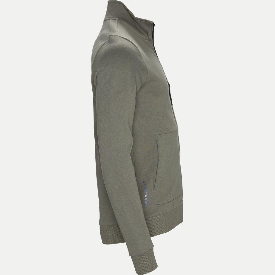 PJJ5Z-3GPV63 VR. 43 - Full Zip Sweatshirt - Sweatshirts - Regular - OLIVEN - 4