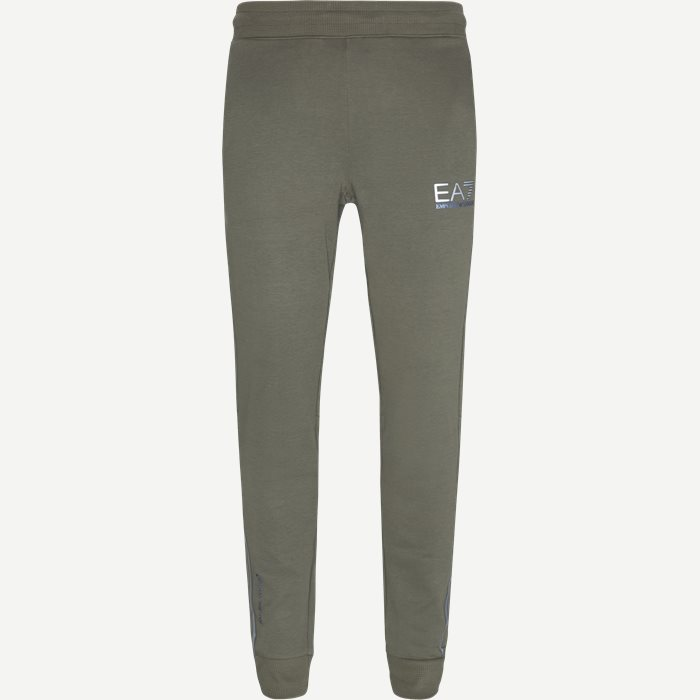 Sweatpants - Bukser - Regular - Army