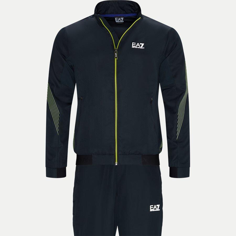 PNP5Z-3GPV05 - Sweatshirts - Regular - NAVY - 1