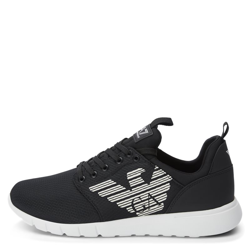 Image of   Ea7 - Mesh Training Sneaker
