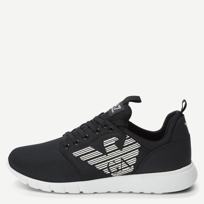 Mesh Training Sneaker - Sko - Sort