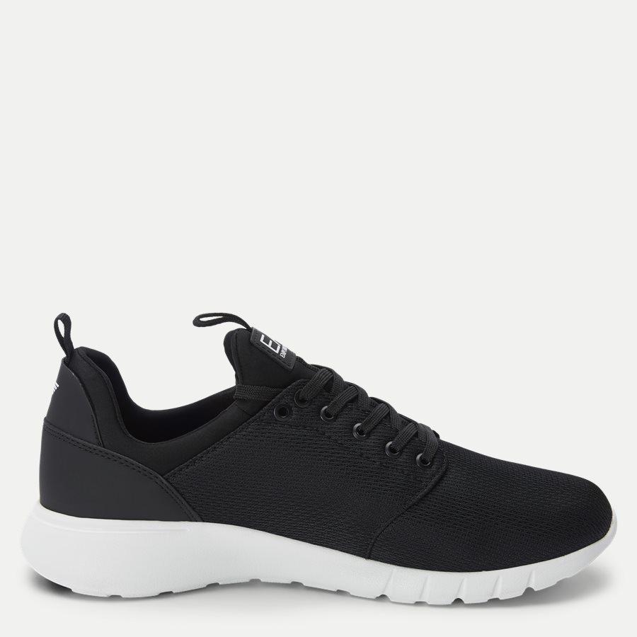 XCC02-X8X007 - Mesh Training Sneaker - Sko - SORT - 2