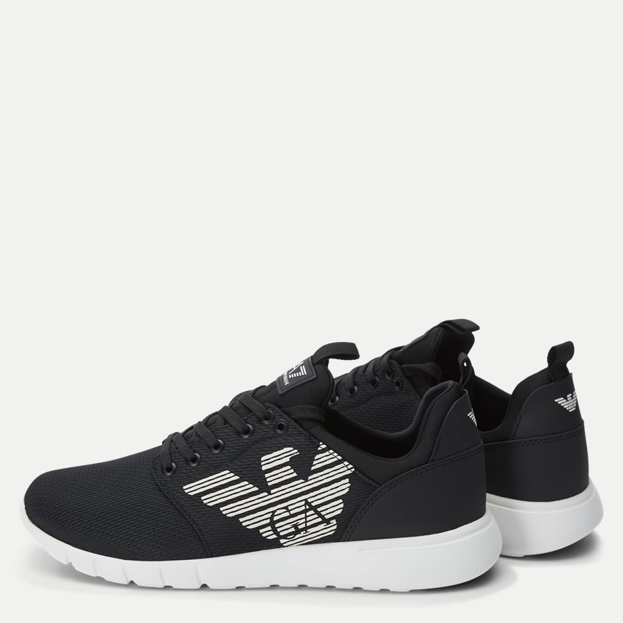 XCC02-X8X007 - Shoes - SORT - 3