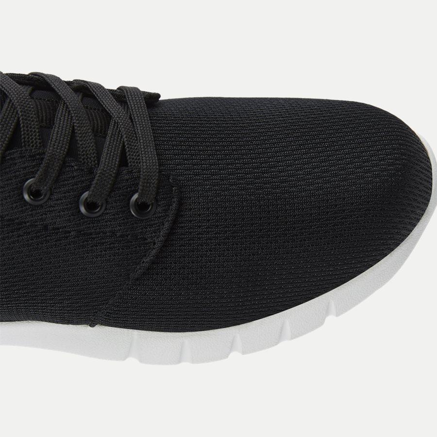 XCC02-X8X007 - Mesh Training Sneaker - Sko - SORT - 4