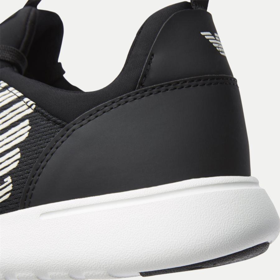XCC02-X8X007 - Mesh Training Sneaker - Sko - SORT - 5
