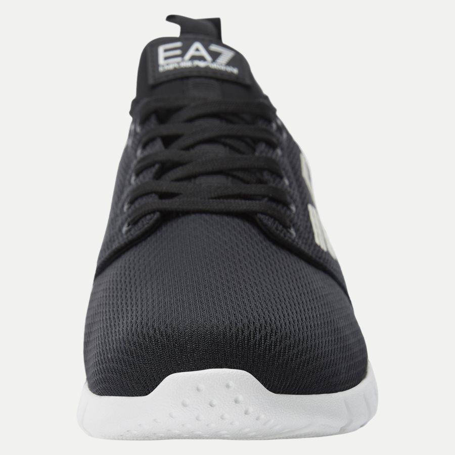 XCC02-X8X007 - Mesh Training Sneaker - Sko - SORT - 6