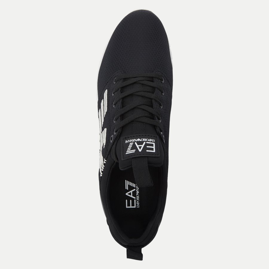 XCC02-X8X007 - Mesh Training Sneaker - Sko - SORT - 8