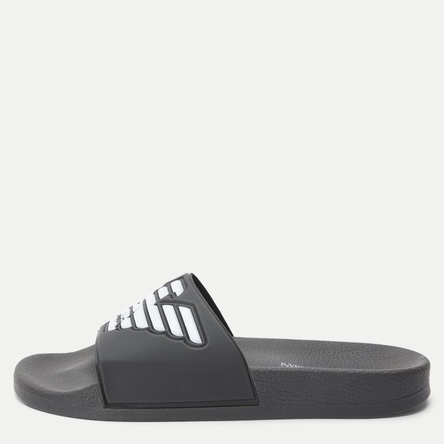 X4PS01-XL828 - Shoes - SORT - 1