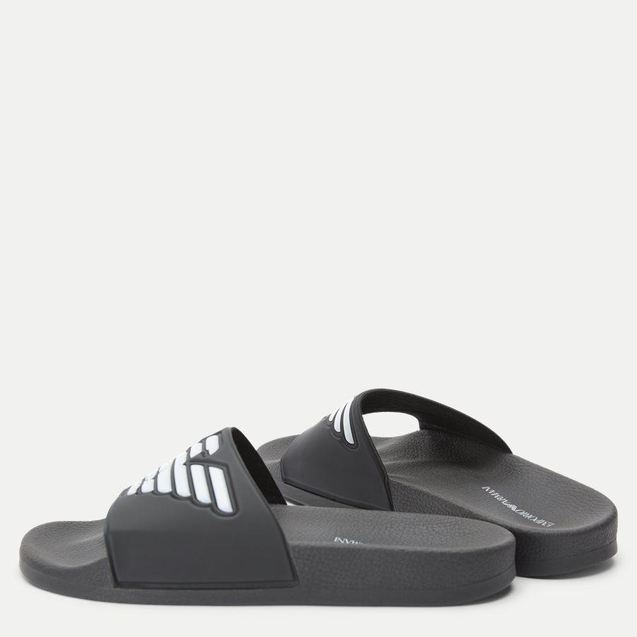 X4PS01-XL828 - Shoes - SORT - 3