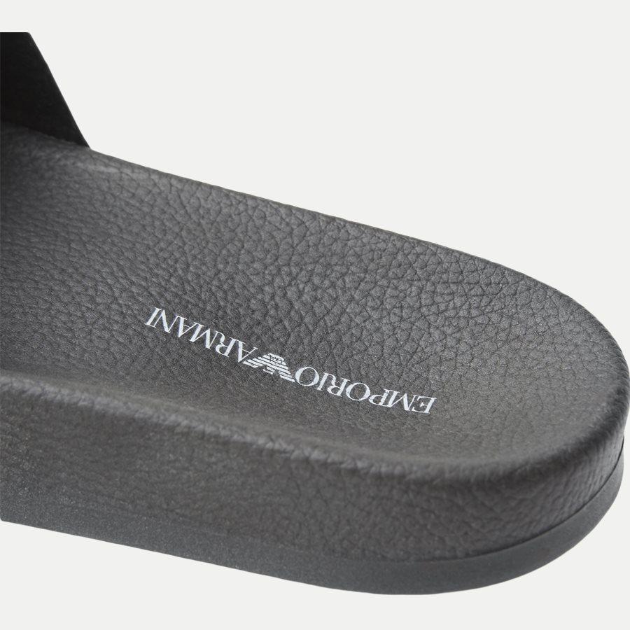 X4PS01-XL828 - Shoes - SORT - 5