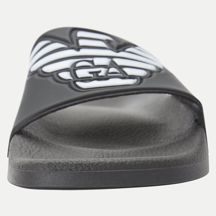 X4PS01-XL828 - Shoes - SORT - 6