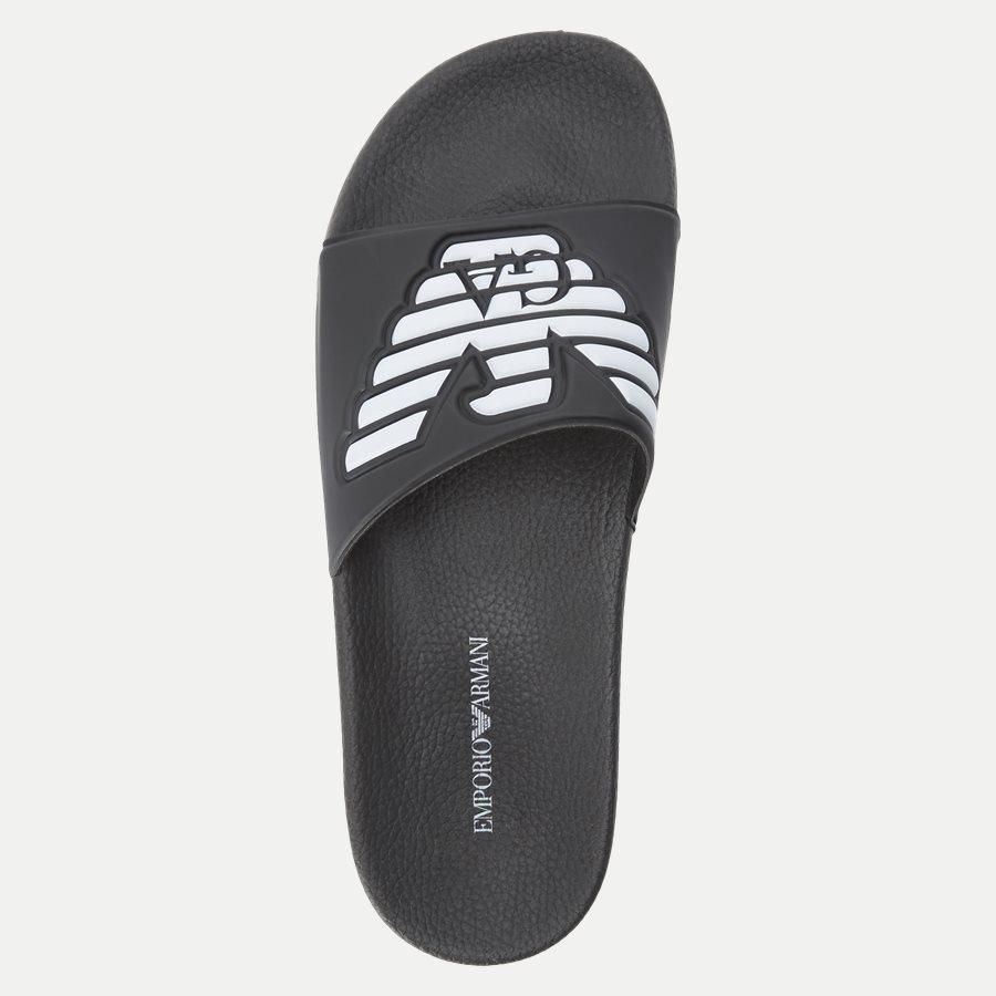 X4PS01-XL828 - Shoes - SORT - 8