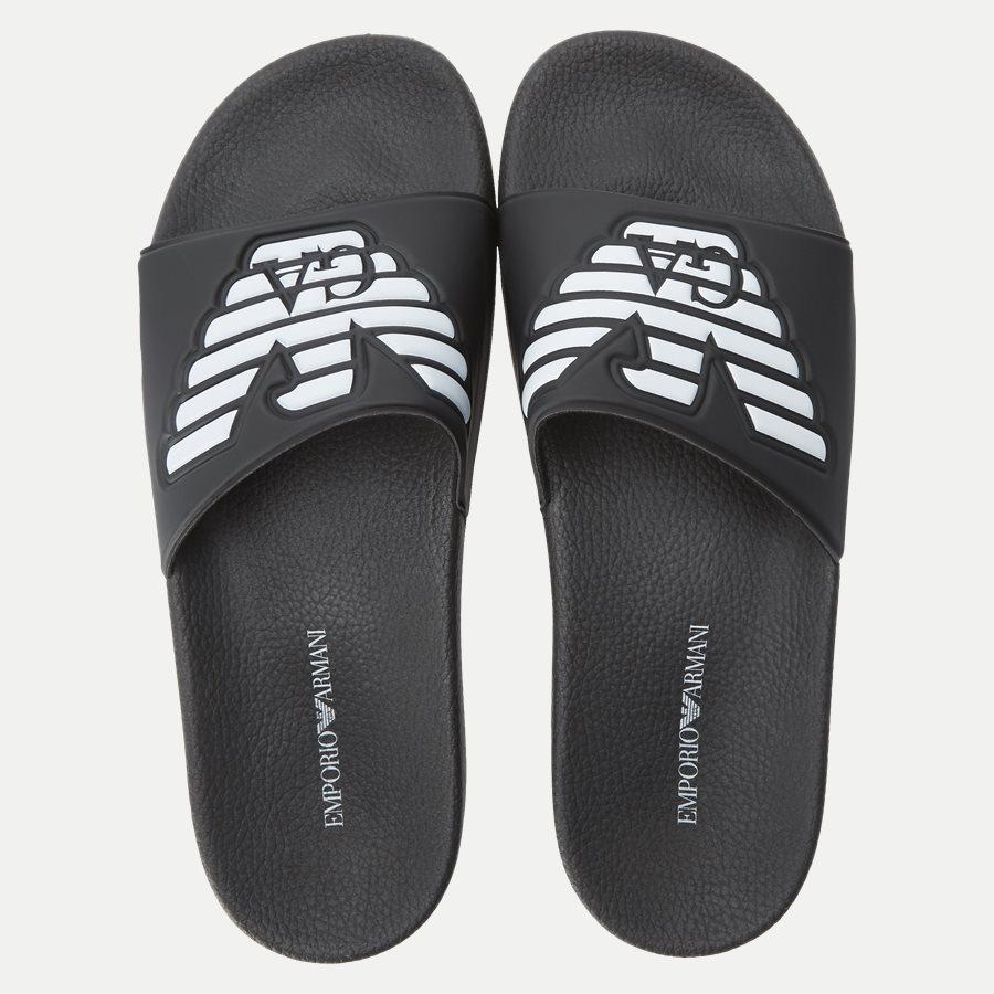 X4PS01-XL828 - Shoes - SORT - 10