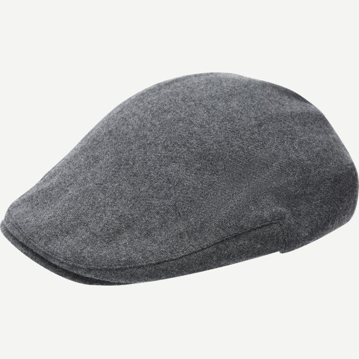 Sixpence Cap - Caps - Grå