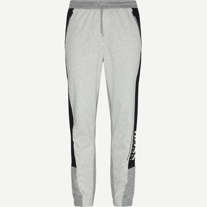 HL-Tech Sweatpant - Bukser - Slim - Grå