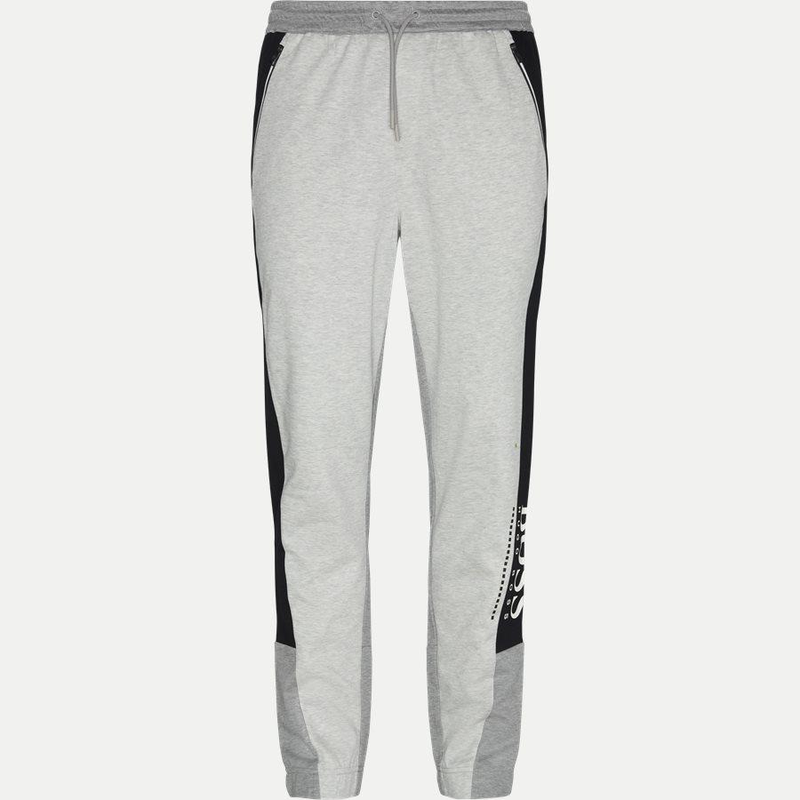 50399320 HL-TECH - HL-Tech Sweatpant - Bukser - Slim - GRÅ - 1