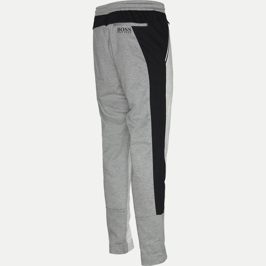 50399320 HL-TECH - HL-Tech Sweatpant - Bukser - Slim - GRÅ - 4