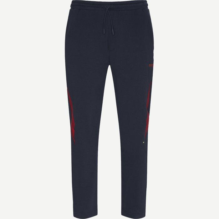 Halko Sweatpants - Bukser - Regular - Blå